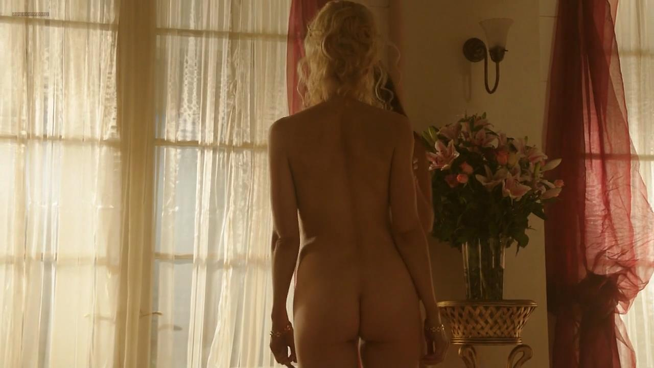 Katrine De Candole nude butt naked and Shivani Ghai hot - Dominion (2014) s1e8 hd720p (3)