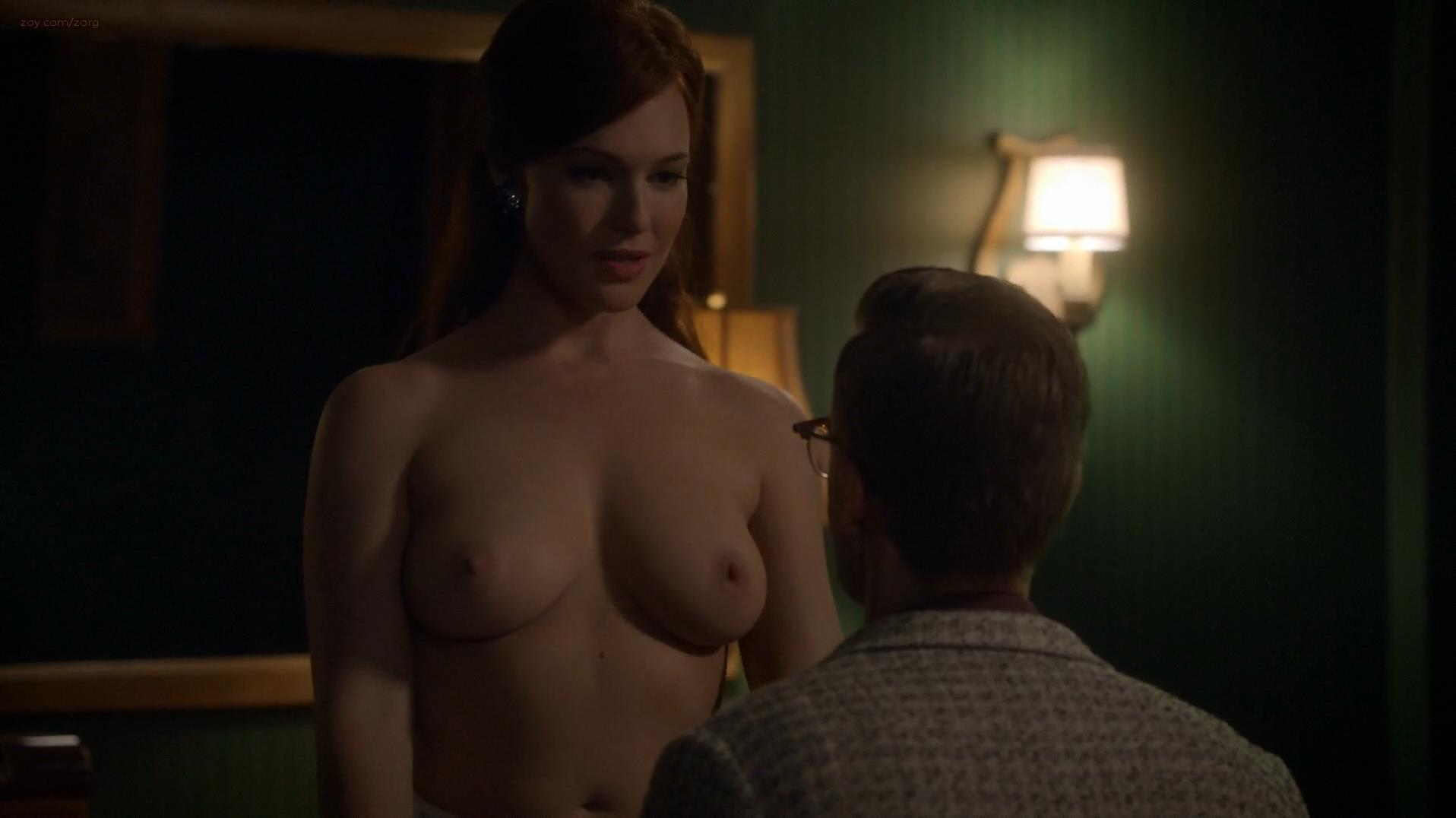 Erin Cummings nude topless and sex - Master of Sex (2014) s2e9 hd720/1080p (3)