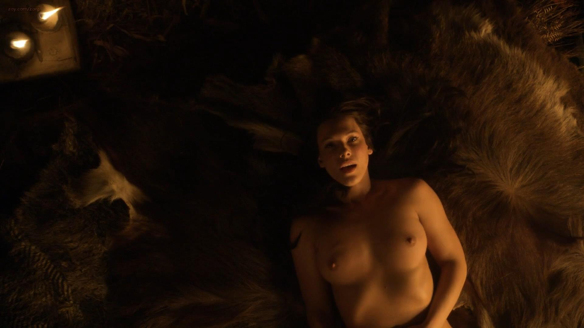 Erin Cummings nude topless butt and lot of sex - Spartacus: War of the Damned (2010) s1 compilation hd1080p (2)