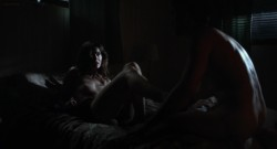 Michelle Monaghan nude topless butt and hot sex - Fort Bliss (2014) (11)