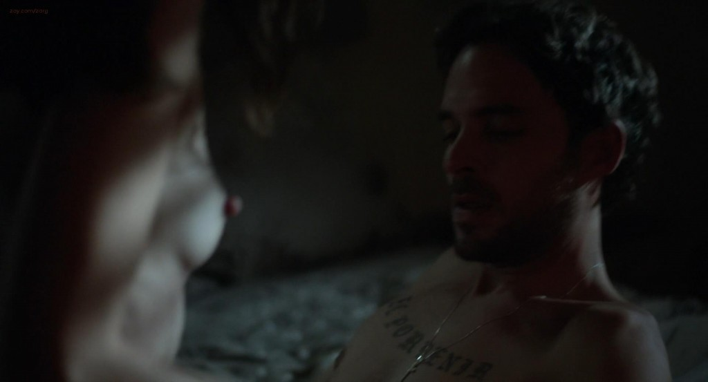 Michelle Monaghan nude topless butt and hot sex - Fort Bliss (2014) (5)