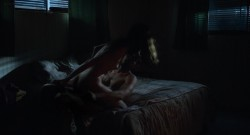 Michelle Monaghan nude topless butt and hot sex - Fort Bliss (2014) (3)