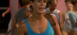 Jamie Lee Curtis hot and sexy - Perfect (1985). (3)