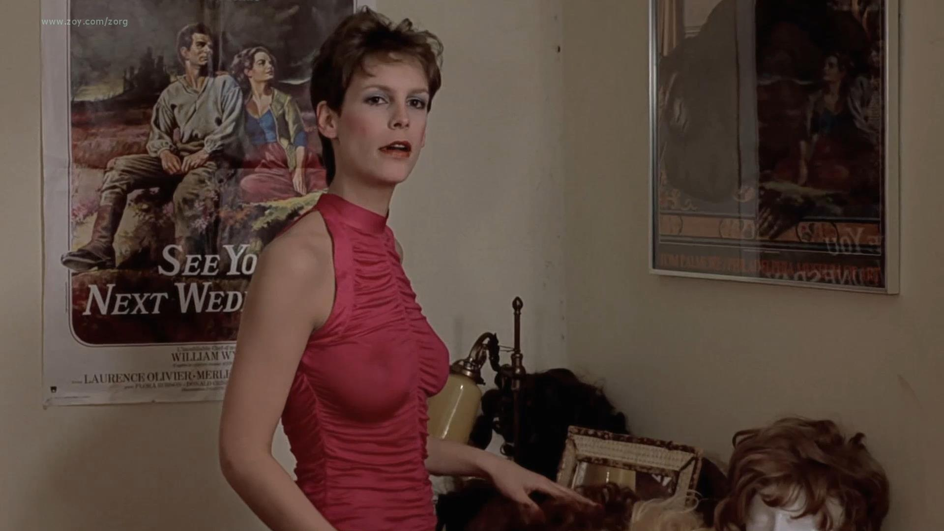 Jamie Lee Curtis Naked Trading Places