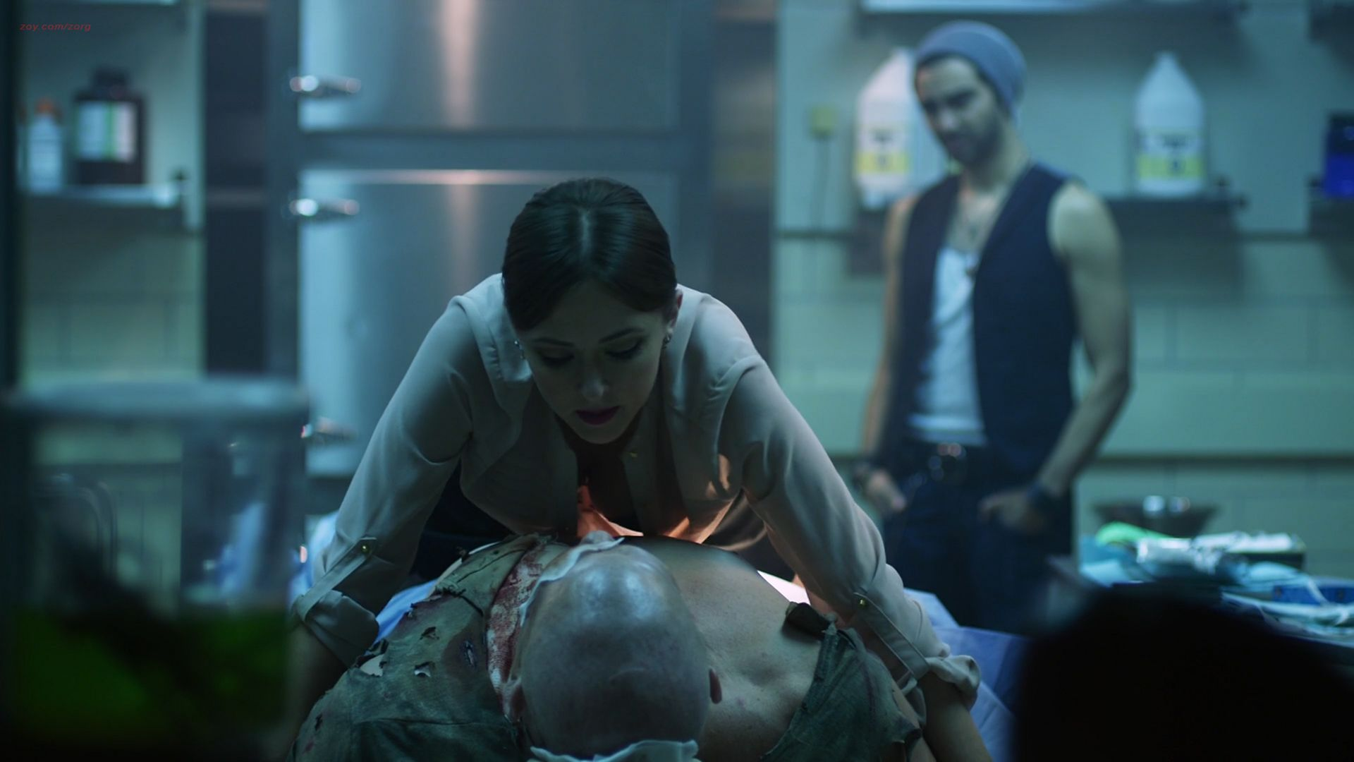 morgue sex Katharine Isabelle hot sex in the morgue – See No Evil 2 (2014) hd1080p