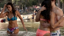 Nina Dobrev hot wet and sexy in bikini - The Vampire Diaries (2014) s6e3 hd1080p (5)