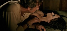 Eva Green hot cleavage and a bad girl - The Salvation (2014) hd1080p (4)
