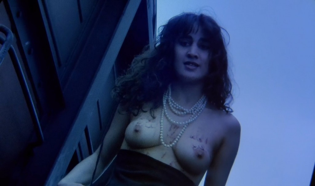 Alexandra Pic and Isabelle Teboul nude topless and Nathalie Karsenty nude - Two Orphan Vampires (1997) hd720p (2)