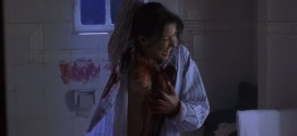 Kari Wuhrer nude brief topless and no implants - Hellraiser VII Deader (2005) hd1080p (1)