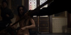 Olivia Cheng nude bush butt topless and kung-ho- Marco Polo (2004) s1e2 hd720/1080p