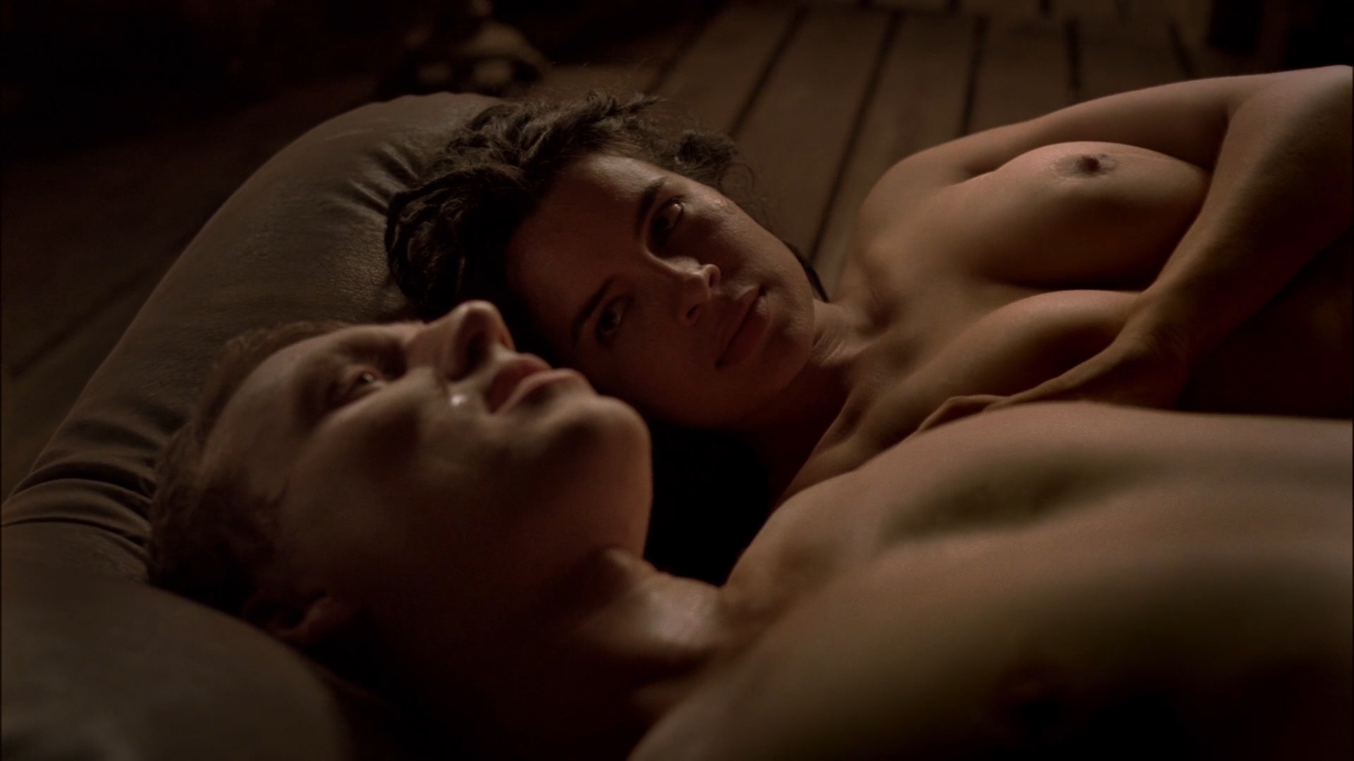 Assured, Polly walker nude video agree