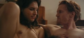 Desiree Akhavan nude topless and sex threesome - Appropriate Behavior (2014) WEB-DL hd720p (7)
