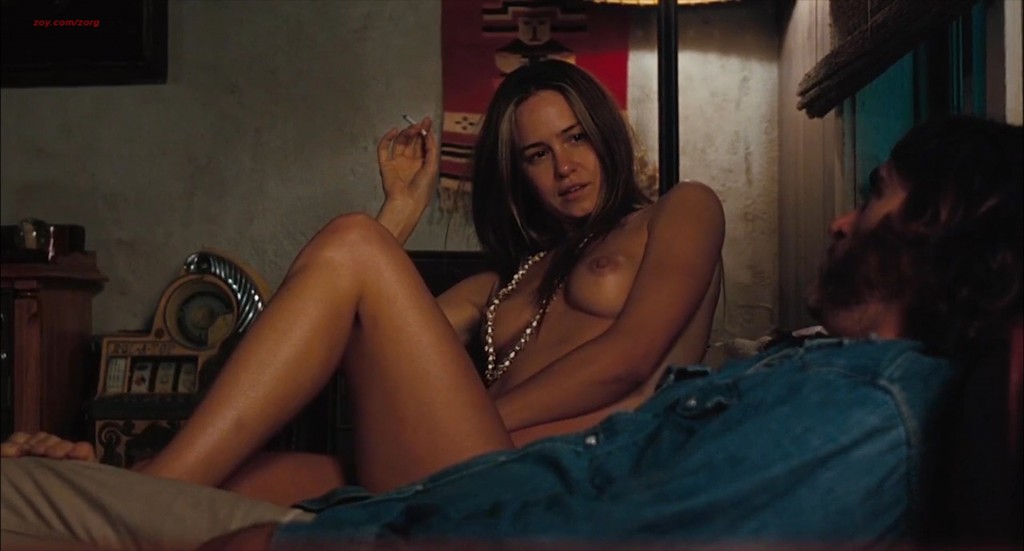 Katherine Waterston nude full frontal bush and topless - Inherent Vice (2014) hd1080p (1)