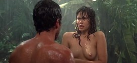 Tawny Kitaen nude topless and Zabou Breitman nude too - Gwendoline (FR-1984) (6)