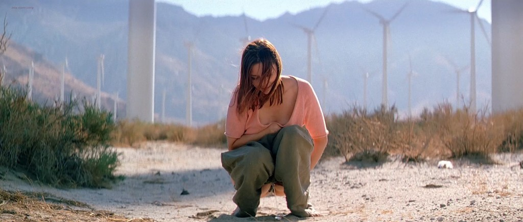 Yekaterina Golubeva nude bush real sex - Twentynine Palms (2003) hd1080p (9)