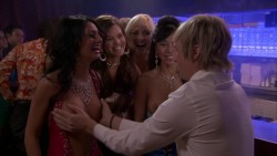 Christine Nguyen nude topless and Angelina Bulygina nude - Party Down (2009) s1e5 (4)
