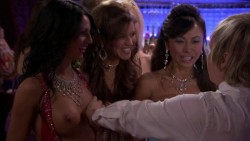 Christine Nguyen nude topless and Angelina Bulygina nude - Party Down (2009) s1e5 (3)