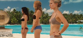 Kristen Bell hot Malin Akerman hot in bra and panties and others in bikinis - Couples Retreat (2009) hd1080p (7)