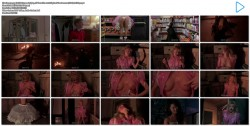 Linnea Quigley nude full frontal Jill Terashita nude topless - Night of the Demons (1988) hd1080p (11)