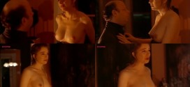 Karen Young nude topless - The Wife (1995)