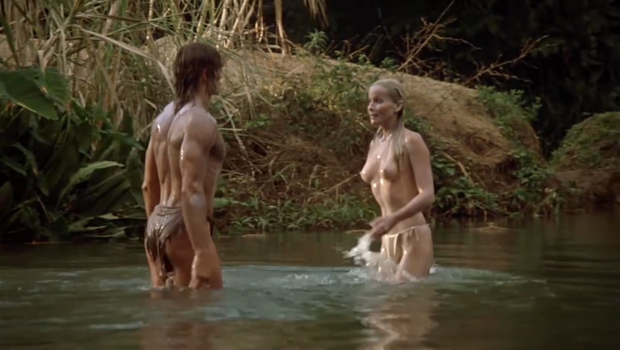 Something Bo derek full frontal nudity excellent