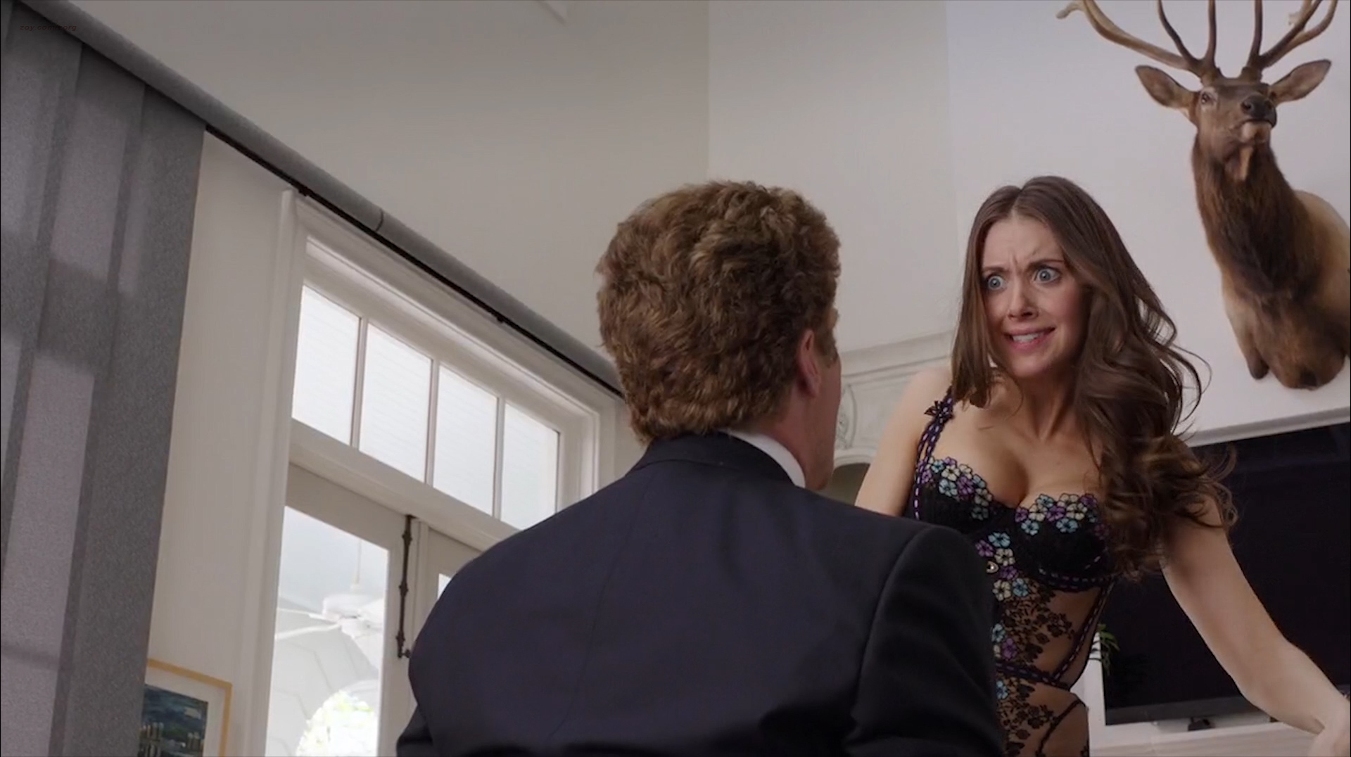 Alison brie in get hard hd 1