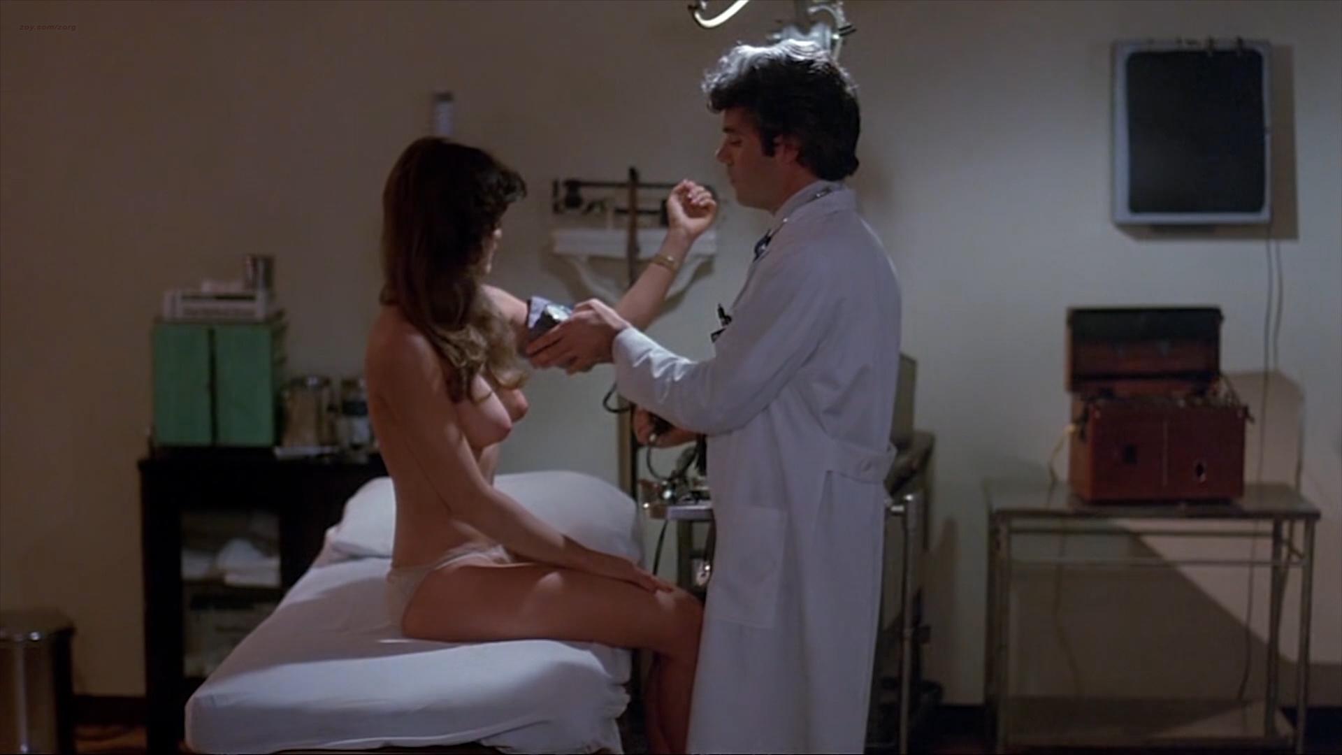 Barbi benton nude hospital massacre