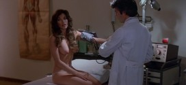 Barbi Benton nude topless full doctor exam - Hospital Massacre (1981) hd1080p BluRay (7)