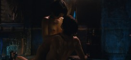 Doona Bae nude topless and butt - Cloud Atlas (2012) BluRay hd1080p (1)