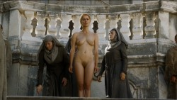 Lena Headey nude full frontal bush - Game of Thrones (2015) s5e10 hd720-1080p (2)