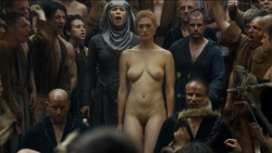Lena Headey nude full frontal bush - Game of Thrones (2015) s5e10 hd720-1080p (9)