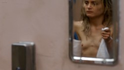 Taylor Schilling nude topless and Ruby Rose nude butt and topless- Orange Is the New Black (2015) s3e6e9 hd1080p (7)
