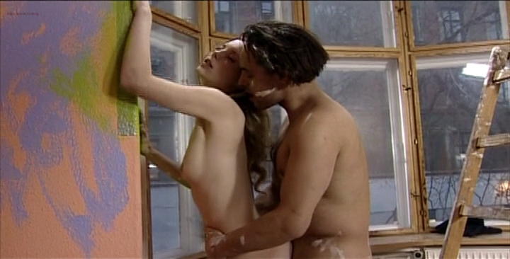Gry Bay nude explicit sex and Ovidie lesban - All About Anna (DK-2005) (3)