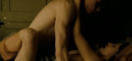 Leanne Best nude brief topless and sex and Jessica Brown Findlay not nude but hot - The Outcast (UK-2015) s1e1 hdtv720p (1)