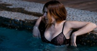 Anna Kendrick hot and wet in see through bra - Digging for Fire (2015) HD 1080p WEB-DL (8)