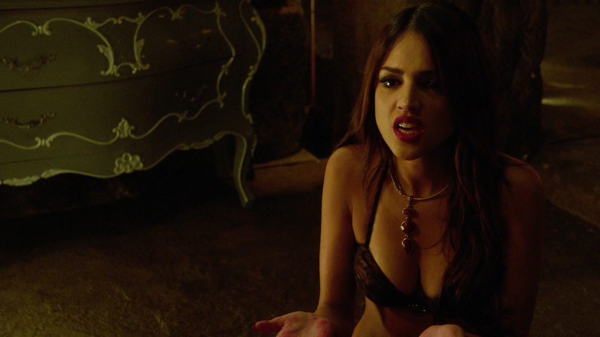 eiza gonzalez nude video