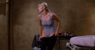 Natasha Henstridge hot and sexy - Ghosts Of Mars (2001) hd1080p BluRay (1)