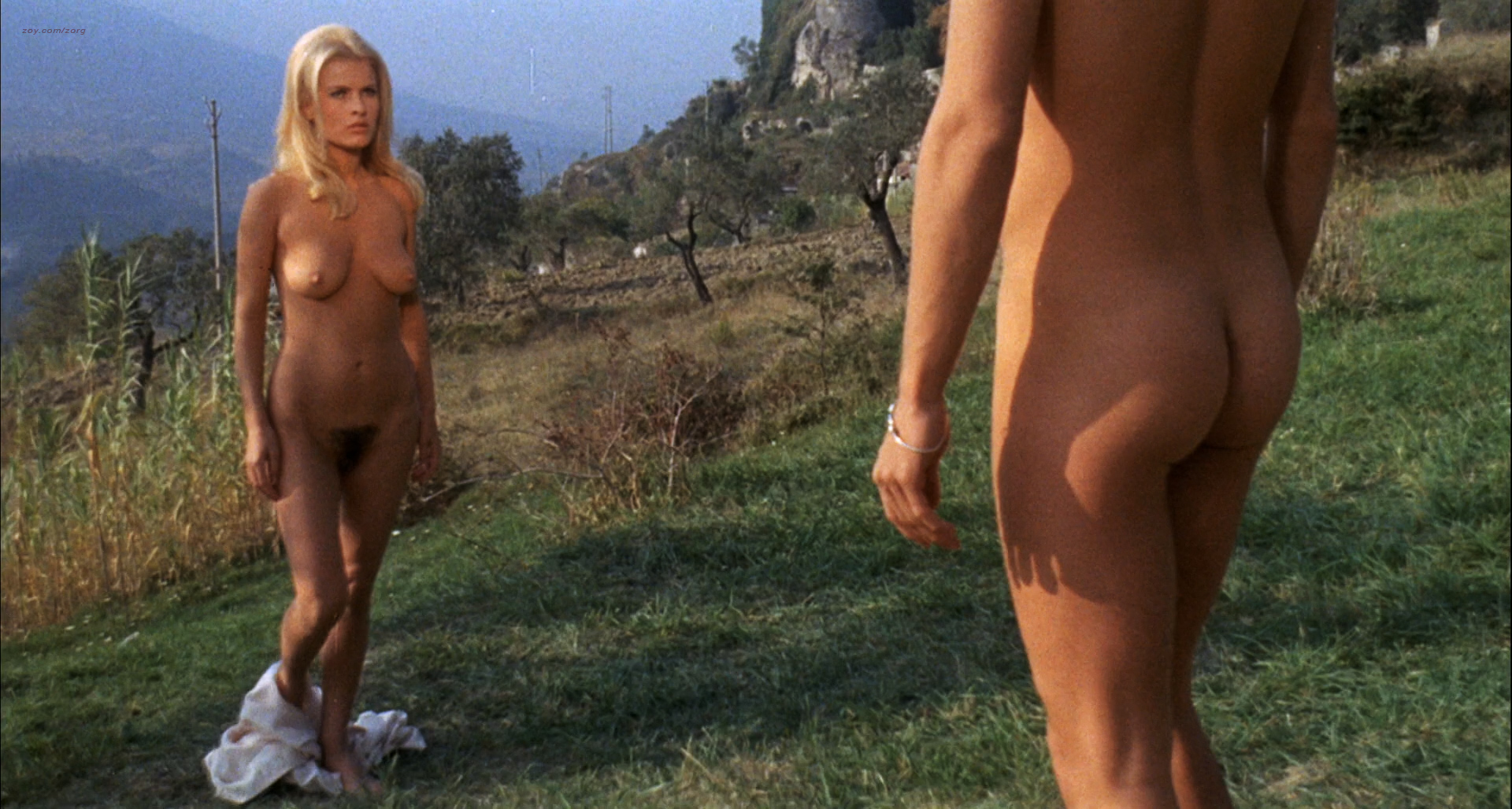 Silvana Venturelli nude bush and Erika Remberg nude sex – The Lickerish Quartet (1970) hd1080p BluRay