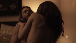 Stephanie Bennett nude sex and Lia Lam nude sex too - The Romeo Section (2015) S01E01 HD 720p (12)