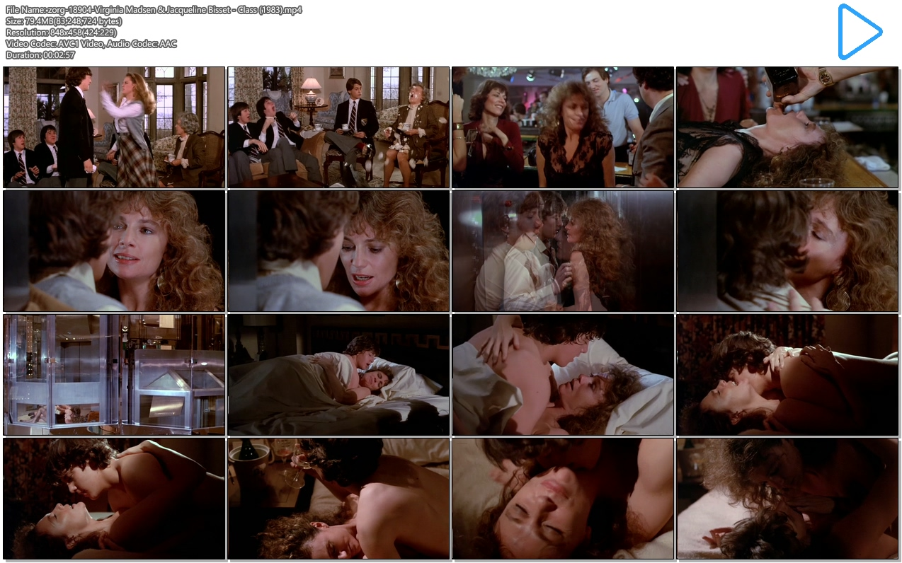 Share your virginia madsen nude scenes are