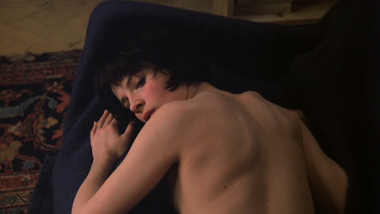 Juliette binoche nude naked knows it