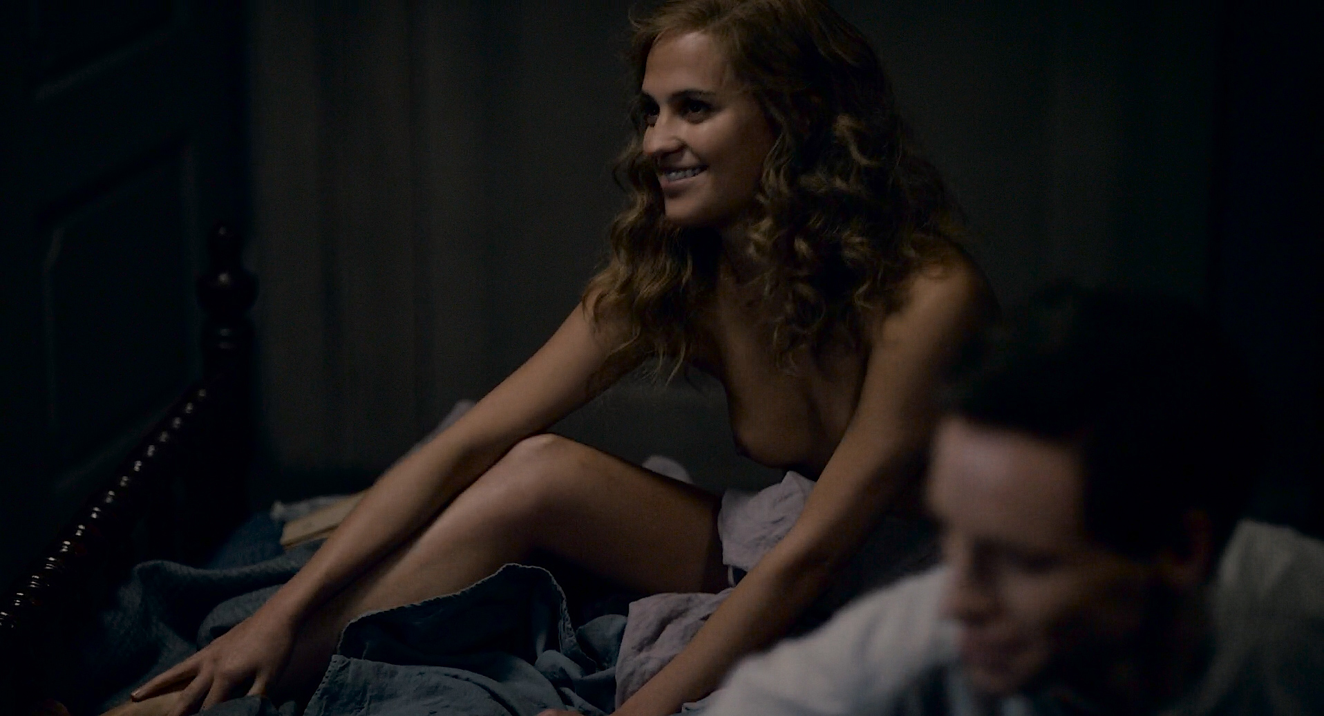 Candy Yuen Nude Beautiful alicia vikander nude butt and topless and sonya cullingford nude