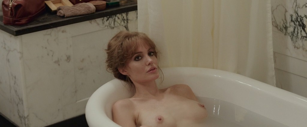 Angelina Jolie nude topless and Melanie Laurent nude sex - By The Sea (2015) HD 1080p WEB-DL UNCUT (15)