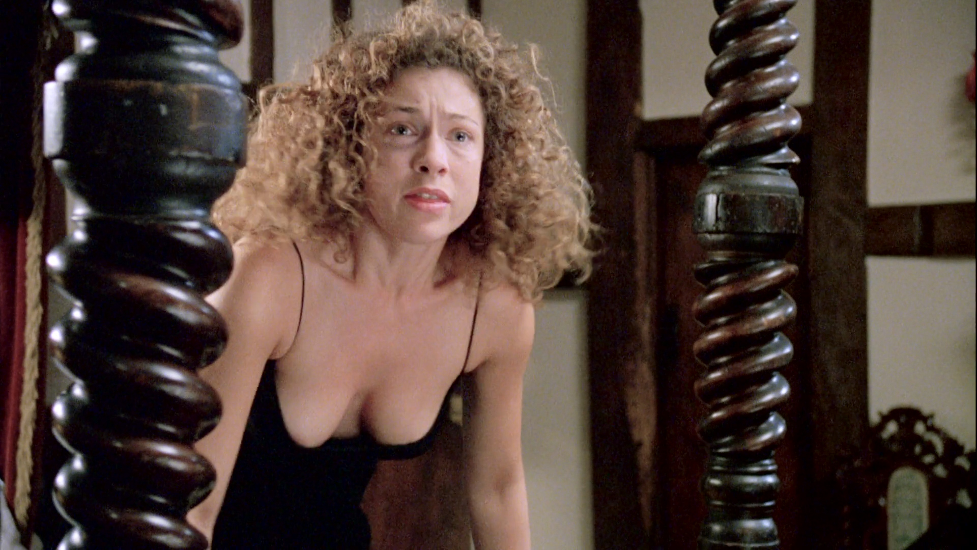 Alex kingston naked gladly