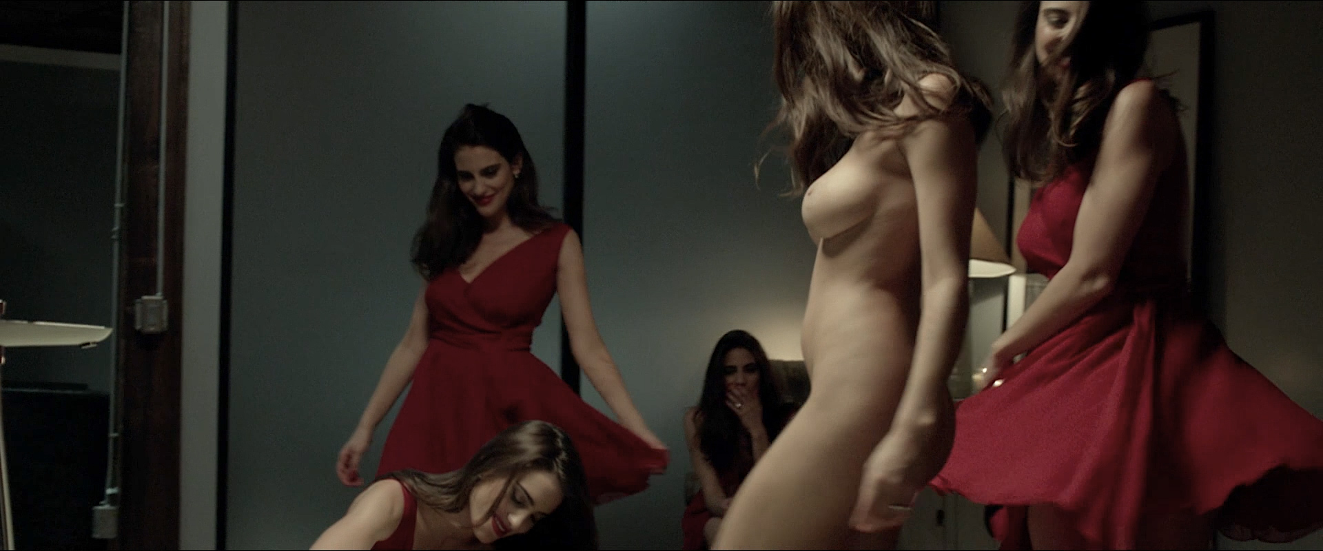 Candy Yuen Nude Awesome luisa moraes nude butt and nude boobs - solace (2015) hd 1080p