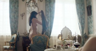 Tuppence Middleton nude butt and nude boobs - War & Peace (UK-2016) s1e3 HD 1080p (1)