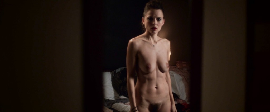 Elena Anaya nude bush full frontal, Allison McKenzie nude sex and Sarah McCardie sex - Swung (UK-2015) HD 1080p BluRay (15)