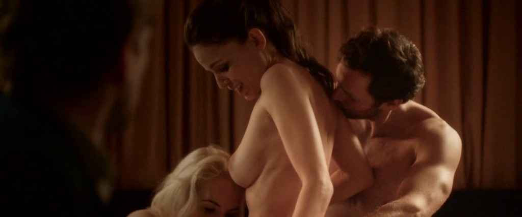 Elena Anaya nude bush full frontal, Allison McKenzie nude sex and Sarah McCardie sex - Swung (UK-2015) HD 1080p BluRay (5)