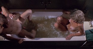 Helen Hemingway nude sex in the pool and Carole-Ann Aylett nude in the tube - Patrick (1978) HD 720p BluRay (4)