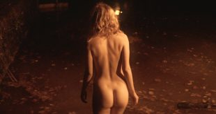 Hannah Murray nude butt skinny dipping other's nude too - Bridgend (UK-2015) HD 1080p (11)